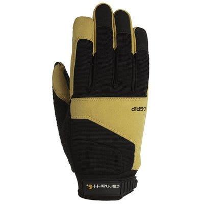 TR Grip Work Gloves, Black, Large