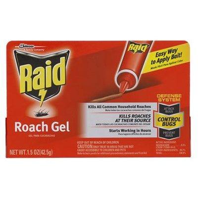 Roach Gel, 1.5-oz.