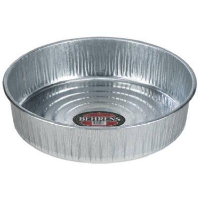 Image of Hog Pan, Galvanized, 3,5-Gals,