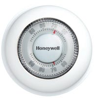 Round Heat Only Thermostat