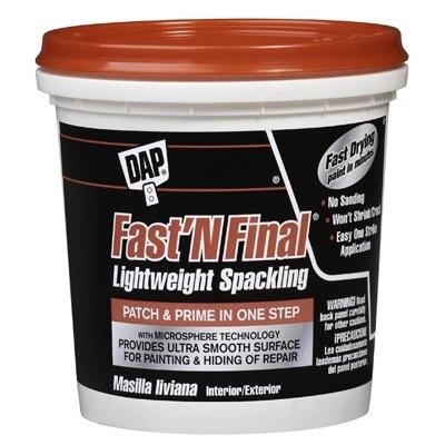 Image of 1/2-Pint Superior Lightweight Formula Spackling