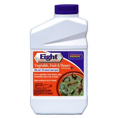 Eight Insect Control, Concentrate, 32-oz.
