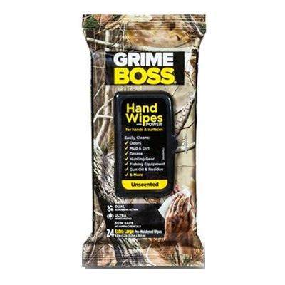 Image of Real Tree Hand Cleaning Wipes, 24-Ct.