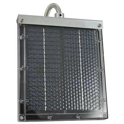 Image of Solar Panel to Recharge Feeder Battery, 12-Volt