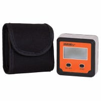 Digital Angle Locator, LCD, Magnetic