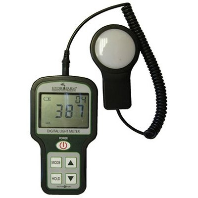 Image of Plant Light Meter, Digital