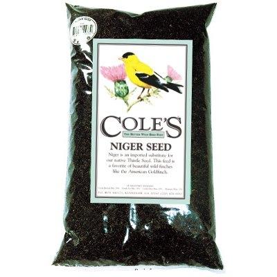 Wild Bird Food, Niger Seed, 5-Lbs. (181243) photo