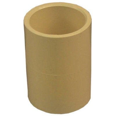 CPVC Pipe Coupling, 0.75-In.