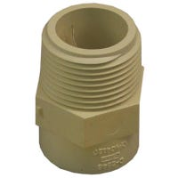 Pipe Fitting, CPVC Adapter 1-In. MIP
