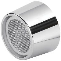 Replacement Aerator Assembly, Chrome, 55 - 64-In. x 27