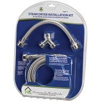 Stainless Steel Steam Dryer Installation Kit