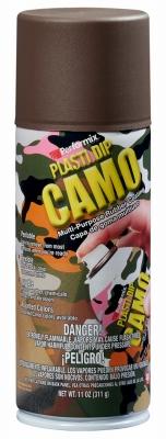 Image of Plasti Dip Rubber Coating, Camo Brown, 11-oz.