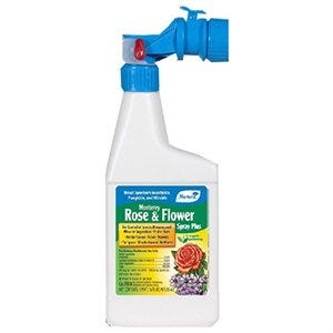 Rose & Flower Insect Spray Concentrate, 1-Pint