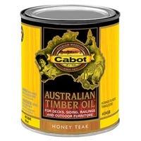 Australian Timber Oil, Honey Teak, 1-Qt.