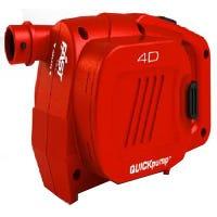 4D Quickpump, 14 CFM