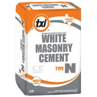 Masonry Cement, Type N, White, 70-Lbs.