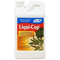 Liqui-Cop Fungicide Spray, 1-Pint