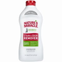Stain & Odor Remover, Just for Cats, 32-oz.