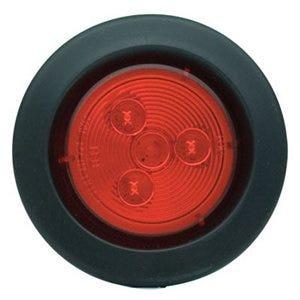 LED Trailer Market Light Kit, Red, 2.5-In.