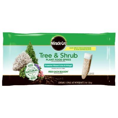 Tree & Shrub Fertilizer Spikes, 12-Pk.