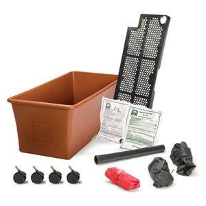 Container Garden Kit, Terra Cotta