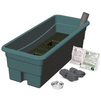 Junior Organic Container Garden Kit, Green