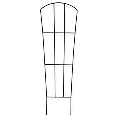 Image of Plant Trellis, Black Minitex, 12 x 24-In.