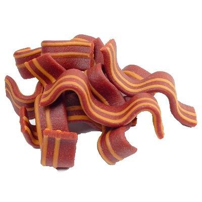 Image of Dog Treats, Wavy Bacon & Chez Strips, 22-Lbs.
