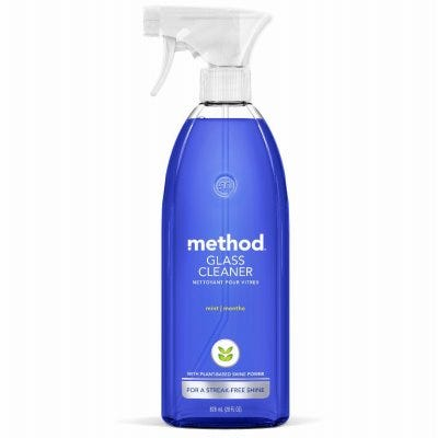 Naturally-Derived Glass/Surface Cleaner, Mint, 28-oz.