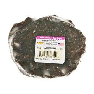 Image of Dog Treats, Bark Burgers Beef Blend, 2-Pk.