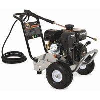 Pressure Washer, 212cc Horizontal Gas Engine, 3000-PSI, 2.3 GPM