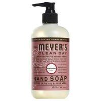 Liquid Hand Soap, Rosemary Scent, 12.5-oz.