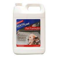 Fresh Scent 2X Heavy Duty Oxy Carpet Cleaner, Pet Formula, Gallon