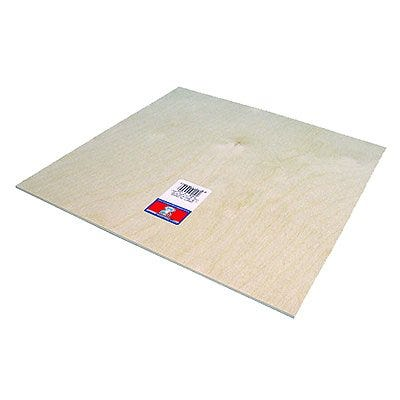 Craft Plywood, 3/8 x 12 x 24-In.