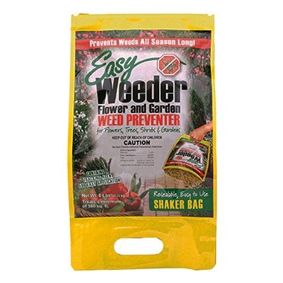 Image of Flower & Garden Weed Preventer, 6-Lbs.