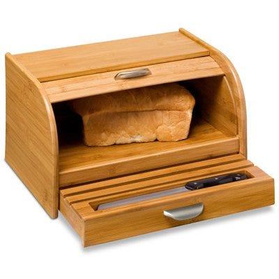 Bread Box, Bamboo