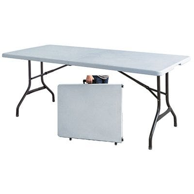 Folding Banquet Table, Lightweight, 30 x 72-In.