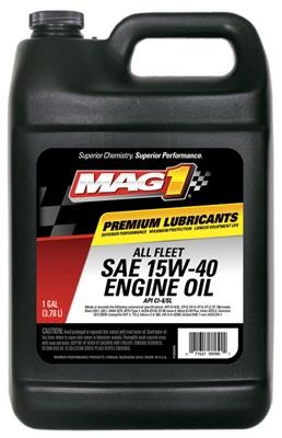 Image of 15W-40 Diesel Oil, High Detergency, 1-Gallon
