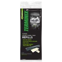 Glue Board Refills, Slim, 10-Pk.