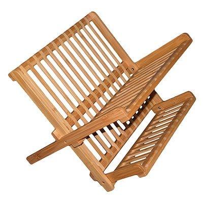 Dish Rack, Bamboo