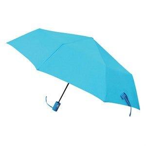 Automatic Super Mini Umbrella, 42-In., Assorted Colors
