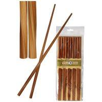 Bamboo Twist Chopsticks, 9.75-In., 5-Ct.