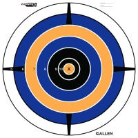 EZ Aim Bullseye Target, White, 12-Pk.