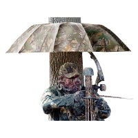 Instant Roof Tree Stand Umbrella, Camo, 57-In.