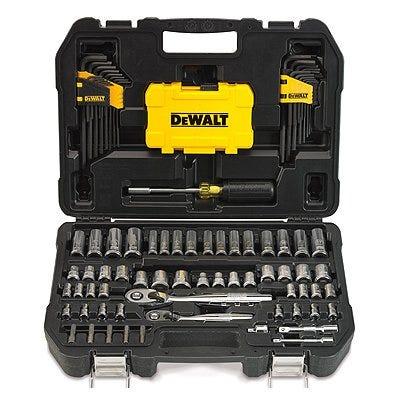 Mechanics Tool & Socket Set, 108-Pc.