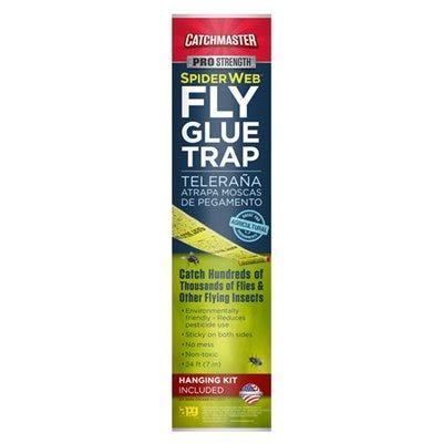 Pro Series Spiderweb Fly Glue Trap