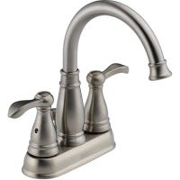 Lavatory Faucet, Brilliance Brushed Nickel