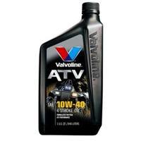 ATV Motor Oil, 4-Stroke, 10W30, 1-Qt.