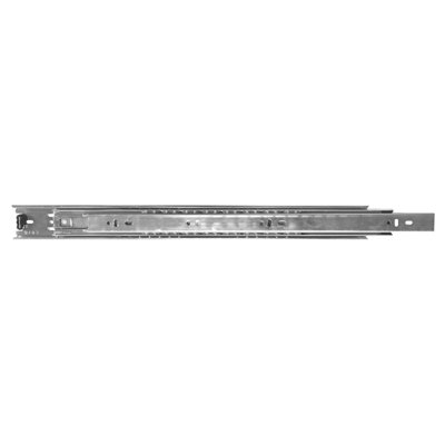 Image of Drawer Slide, Heavy-Duty, Zinc Finish, 20-In.