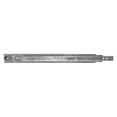 Image of Drawer Slide, Heavy-Duty, Zinc Finish, 24-In.